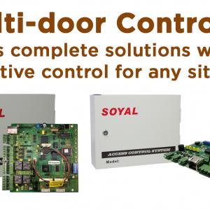 Multi-door Controller
