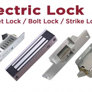 Electric Lock Series