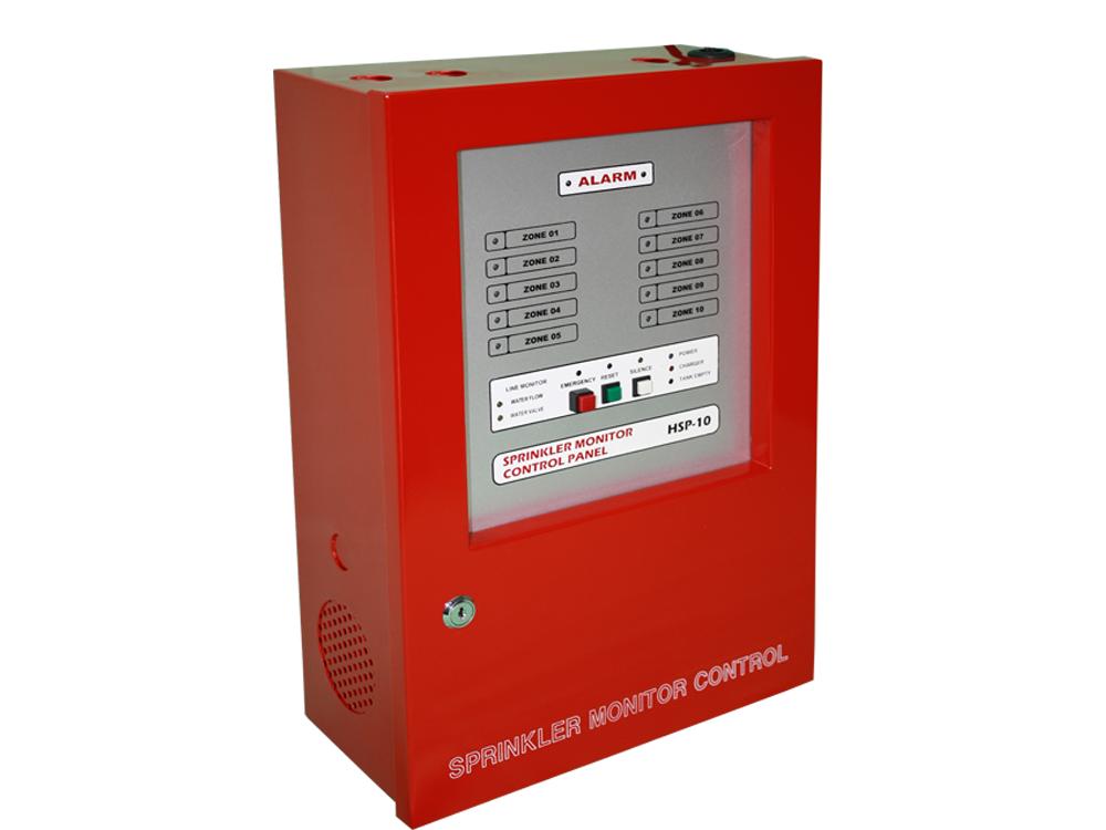Sprinkler Control Panel : Sprinkler monitor control panel himmax electronics