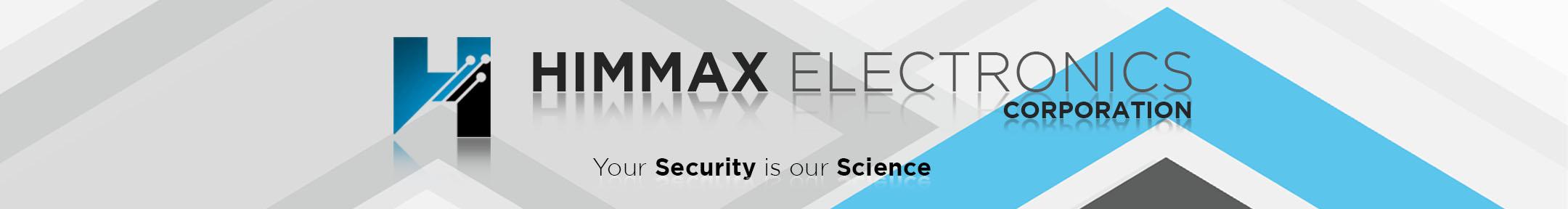 Himmax Electronics Corporation Logo